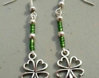 Luck O' The Irish Earrings