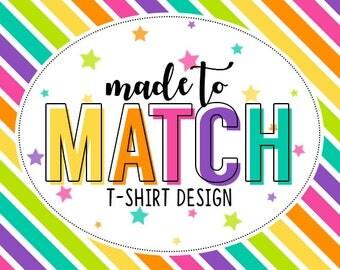 M2M T-Shirt Design - Add On
