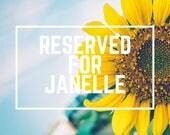 RESERVED for Janelle | Fair isle pom pom hat, fingerless gloves