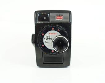 1960s Kodak Brownie Fun Saver Movie Camera- Super 8 Camera