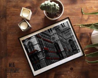 Arredamento gotico etsy for Arredamento alternativo