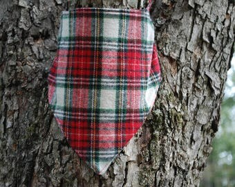 Custom snap style bandana