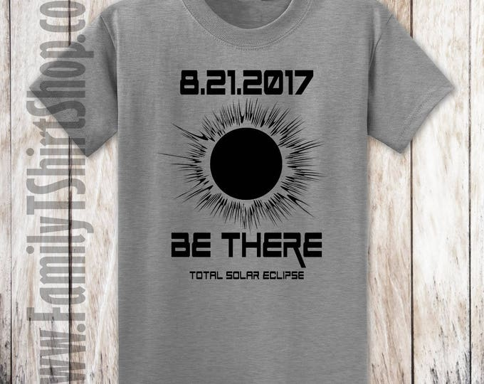 Total Solar Eclipse Be There