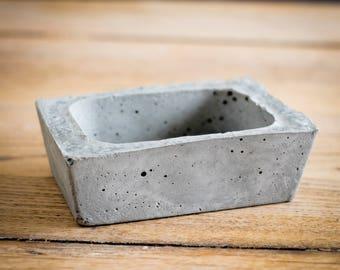 Concrete Pot, Planter