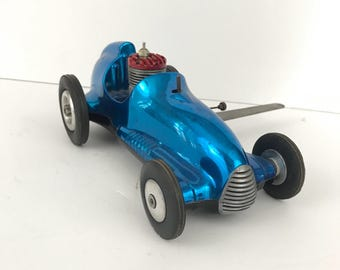 Vintage Real Mccoy Tether Car! Great Condition