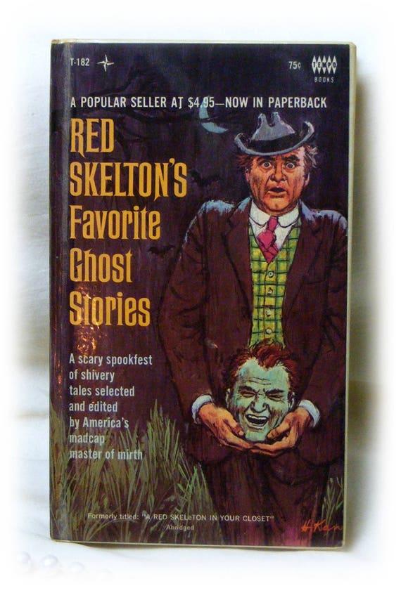 RED SKELTON'S favorite ghost stories