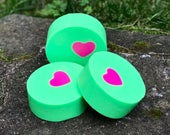 Jungle Love Handmade Vegan Soap with Kaolin Clay and Shea Butter