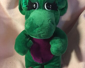 Barney and friends BABY BOP Plush 14""