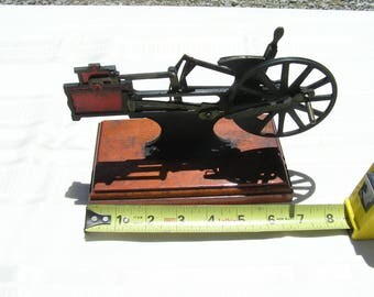 1912 Chicago Laboratory Supply and Scales Demonstration Model Piston