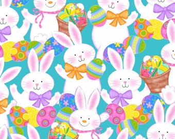 Spring has sprung Fabric by Studio E