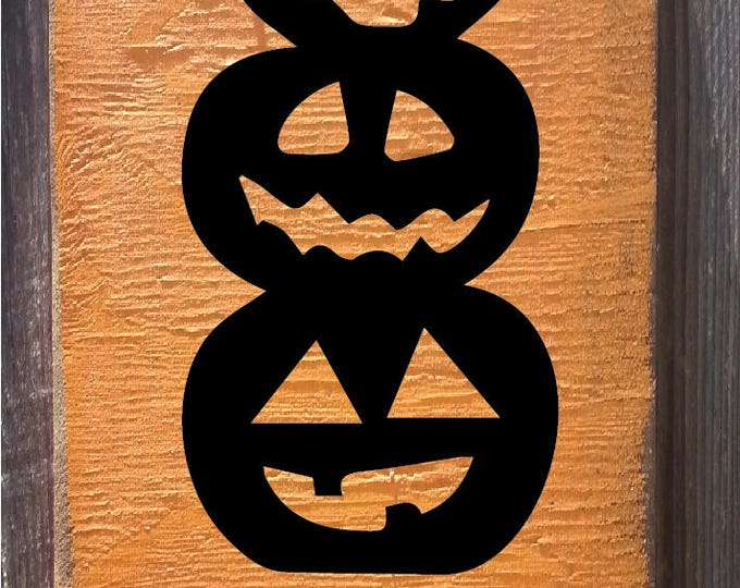 Halloween, Halloween decor, Halloween decorations, Halloween wreath, Halloween signs, Happy Halloween, Happy Halloween sign