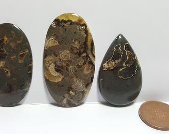 Marston Marble Cabochons bundle