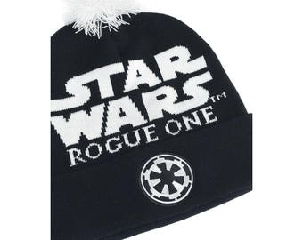 Star Wars Rogue One Winter Knit Beanie The Last Jedi NEW TAGGED BAGGED