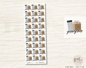 Grocery Shop Stickers - Hand Drawn Planner Stickers - HD11