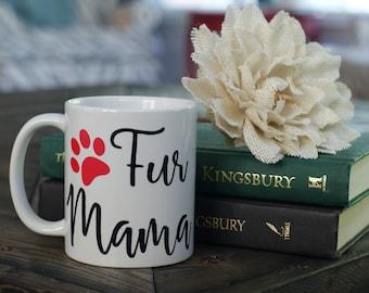 Fur Mama - Pet Lover