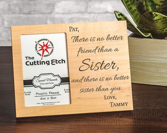 Personalized sister   Etsy