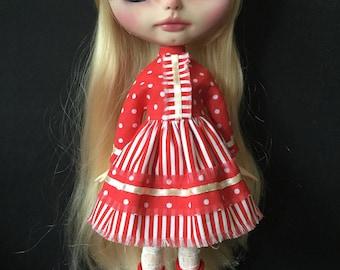 Blythe Doll  Cotton dress
