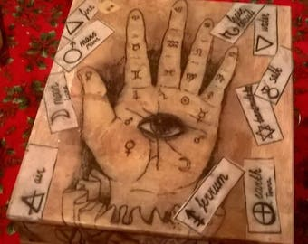 Alchemy Box of the Hand