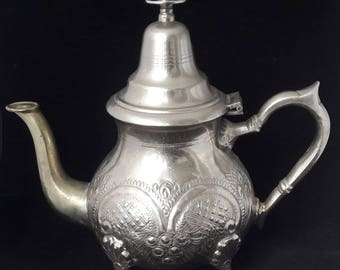Old Moroccan teapot
