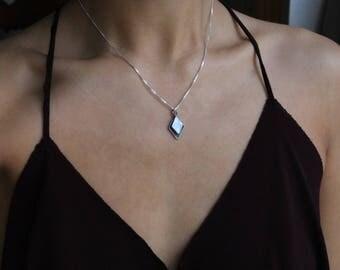 Necklace THALASSA [Silver]