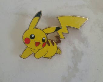 Pokemon Official Pikachu Pin