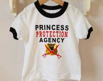 Princess Protection Shirt - Princess Protection Agency