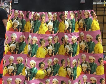 Pink Golden Girls Skirt