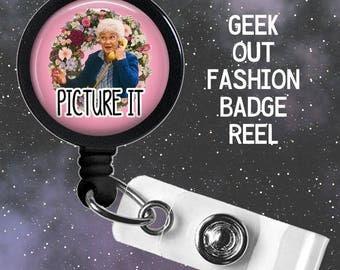 Sophia Picture It Badge Reel