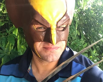 Weapon X V.3 Wolverine Mask Special Price!!!!!