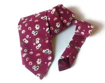gift for men groom tie burgundy wedding giftgroomsmen giftgrooms gift mens