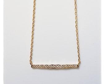 """Sylia"" necklaces"