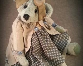 Celine artist bear