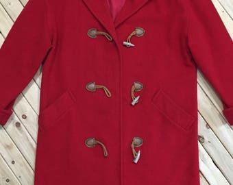 Duffle Toggle Coat