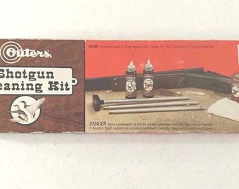 OUTERS Model P-478 Shotgun Cleaning Kit - Brand New