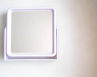 retro magnifying vanity make up mirror