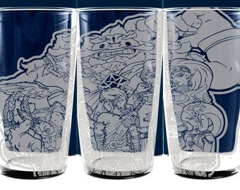 Legend of Zelda: Breath of the Wild - Champions - Glass