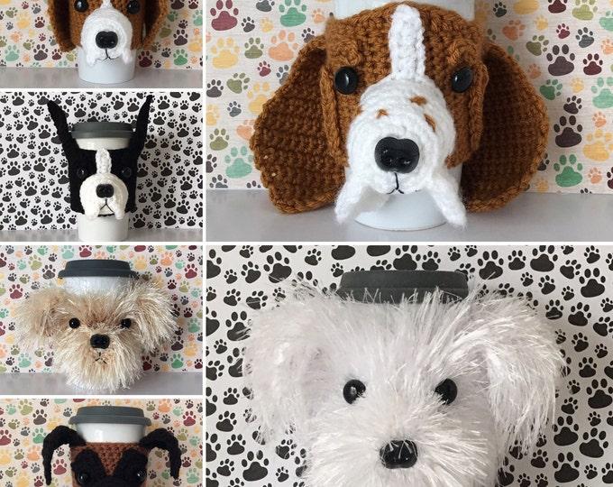 Featured listing image: Dog Christmas Presents, Fur Babies, Dog Dad, Dog Trainer, Dog Groomer, Dog Mom Gift, Dog Breeder, Dog Walker, Dog Grandma, Coffee Mug Cozy