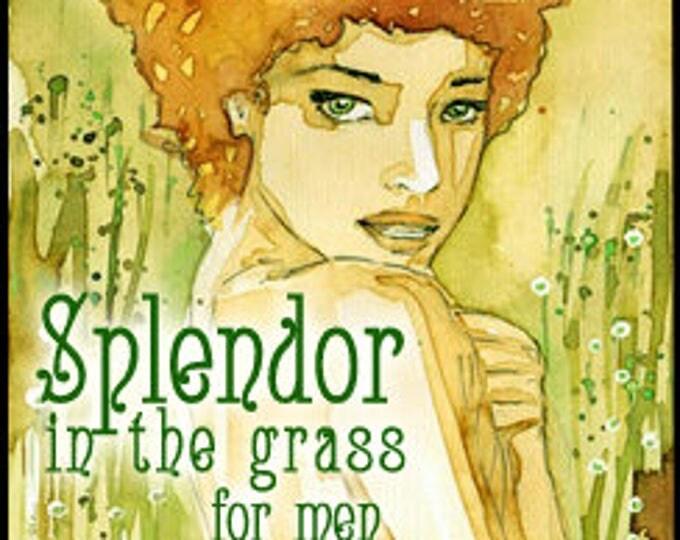 Splendor in the Grass for Men / Unisex - Handcrafted Fragrance - Summer 2016 - Love Potion Magickal Perfumerie