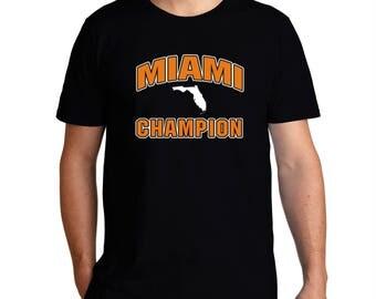 Miami Champion T-Shirt