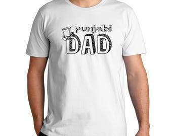 Punjabi Dad T-Shirt