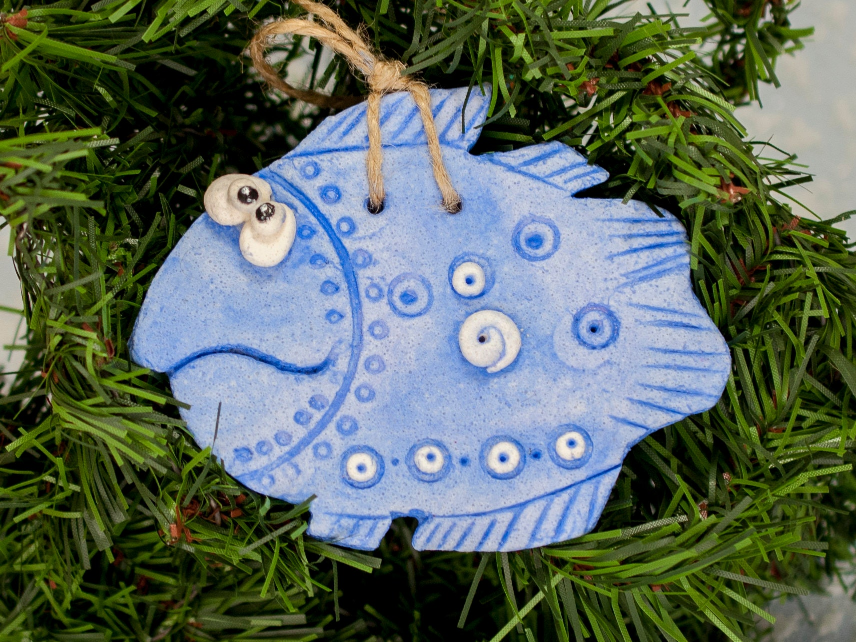 Wall decor Funny christmas tree ornament Custom christmas