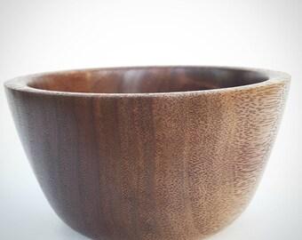 Black Walnut Salt/Sugar Pinch Bowl