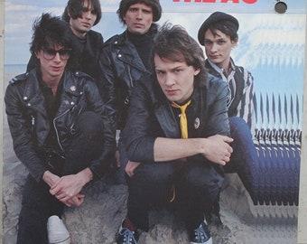 The A's, Arista Records, Canada 1979, Canadian Punk Rock Vinyl