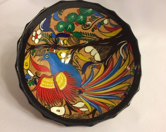 Mexican pottery bowl or wall decor