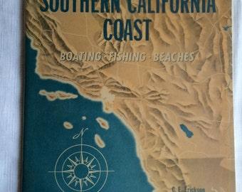 California Boat Map,California Map,California Beach Map,California Coast Map,California Coast,California Atlas,California Fishing,Boat Map