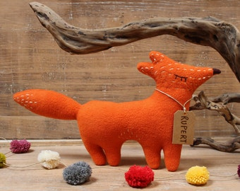 Rupert the Fox