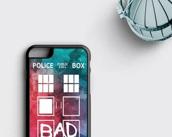 Doctor Who iPhone 6 Case, Doctor Who iPhone 6S Case - Doctor Who iPhone X, Doctor Who iPhone 6 Plus, Doctor Who, Tardis iPhone 6S/6/X/8