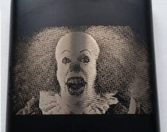 IT Movie (Pennywise) 6oz Flask