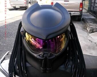 Custom PredatorFull Face motorcycle Helmet