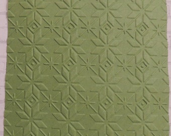 Nordic Embossed,  Embossed Cardstock, Embossed Sheets, Embossed Card Fronts